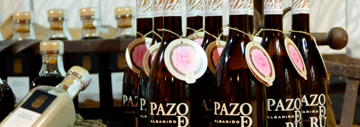 Botellas de Vino de Pazo de Rubianes